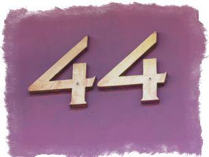 магия числа 44
