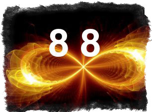 число 88 в нумерологии