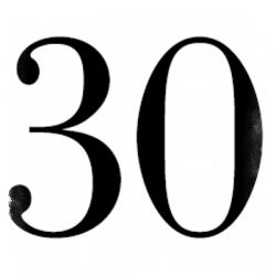 значение 30 в нумерологии