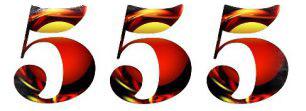 555 значение в нумерологии
