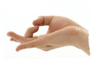 к чему чешется средний палец