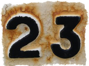 преследует число 23