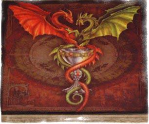 таро драконов