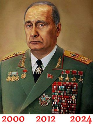 Предсказания для России в 2018 году — кто будет новый президент (8 фото)