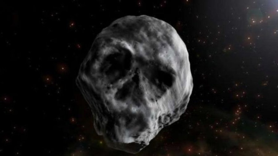 Астероид 2015 TB 145