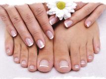 Как узнать характер по пальцам ног