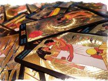 Египетское таро — разновидности и значение карт