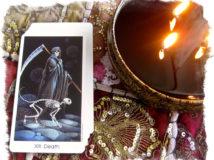 Таро Смерть — значение старшего аркана