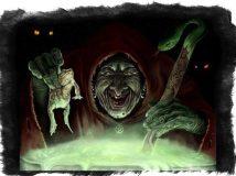 Древние заклинания ведьм — колдовство не для новичков!