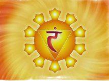 Манипура — чакра энергии и личной силы, развитие третьей желтой чакры