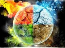 Руны воды, огня, земли, воздуха, а также руны солнца и времени