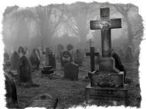 Почему беременным нельзя ходить на кладбище — приметы