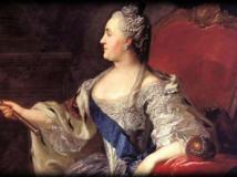 Гадание императрицы Екатерины как способ узнать грядущие события