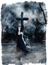Кладбищенский приворот