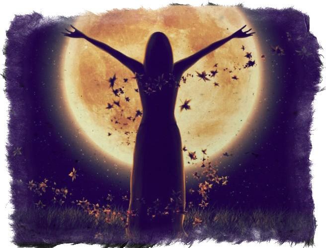 Заговоры в полнолуние и новолуние секреты разных фаз луны