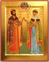 Молитва Святым Петру и Февронии