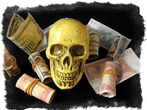 Как определить порчу на деньги и устранить ее самому?