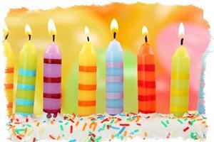 Обряды на день рождения на исполнение желания