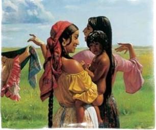 цыганское гадание на любовь