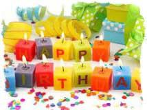 Заговоры на день рождения для счастья во всем