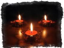 гадание на свечах