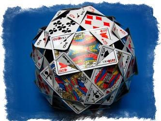 карточный куб