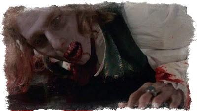 Как превратиться в вампира через обмен кровью?