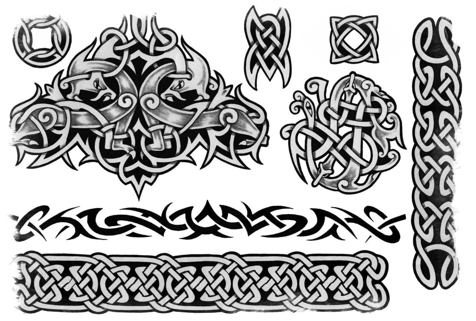 мысли кельтские узоры фото и их обозначения облегчения подбора