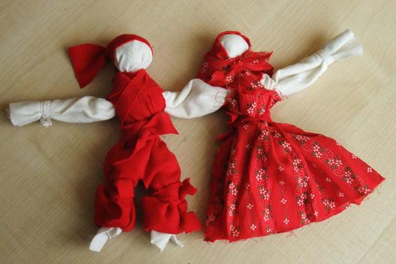 Куклы-обереги на Руси своими руками мастер класс