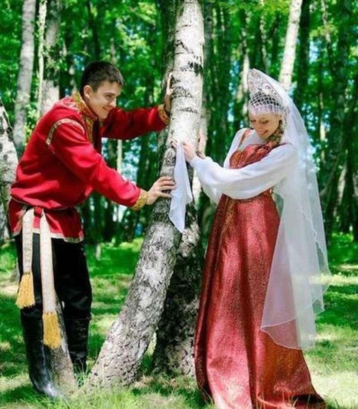 красная горка - сватовство