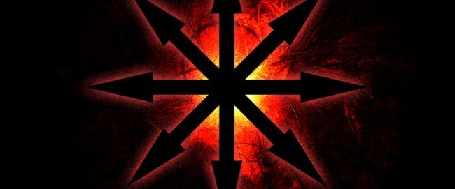 Амулет Звезда Хаоса