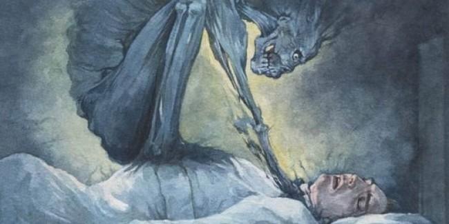 Домовой душит во сне