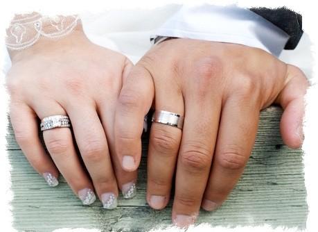 Почему не скупают обручальные кольца