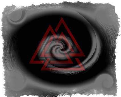 Значение символа Валькнут виды и способы ношения Тату Валькнут