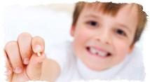 Первый зубик — приметы и обычаи