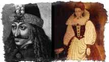 Влад Дракула и Эржбет Батори