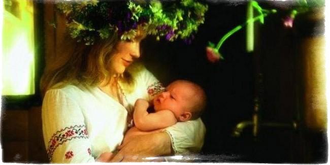 народные приметы для зачатия ребенка