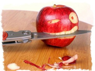 Приметы про ножи