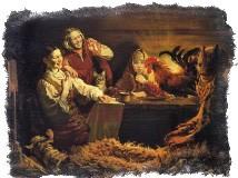 Крещенские гадания на суженого, на желание, на любовь