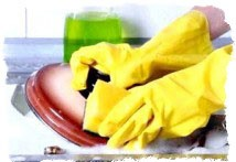 Примета: почему нельзя мыть посуду в гостях