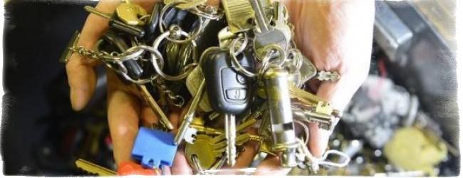 Приметы про ключи найти, уронить, потерять
