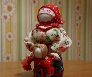 Кукла ведучка