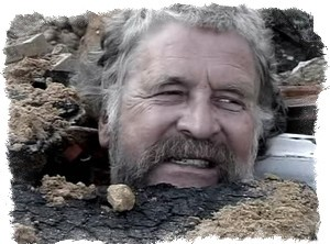кадр с фильма Голова с Сергеем Пахомовым