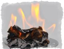 гадание на пепле значение фигур