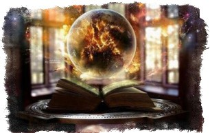 Divination ball predictions reveal all the secrets