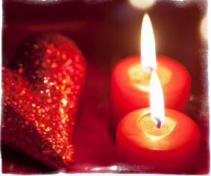 гадание на свечах на отношения