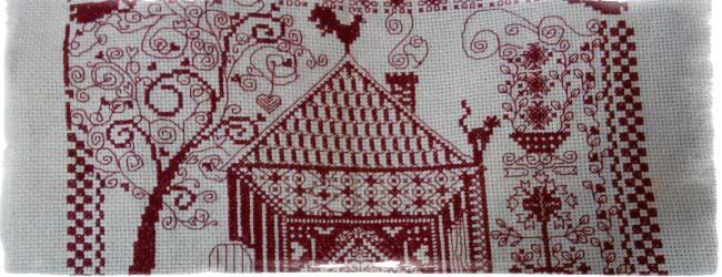 схема вышивки оберег домашнего очага