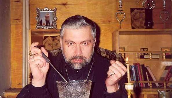 Роман Фад биография книги и отзывы об экстрасенсе