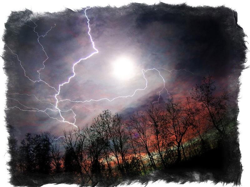 Первый гром — приметы о весенних грозах и погоде