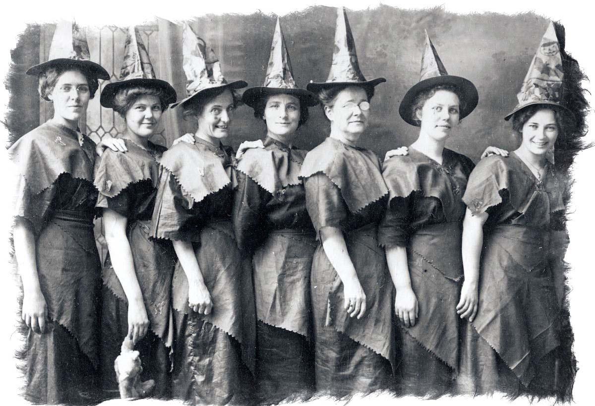 Как вызвать ведьму небезопасная магия